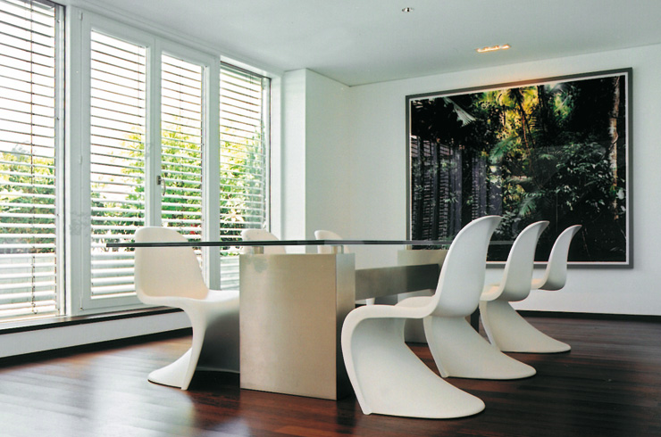 penthouse m nchen stamm planungsgruppe. Black Bedroom Furniture Sets. Home Design Ideas